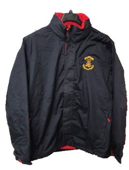 Cypher embroidered Luxury Outdoor Jacket